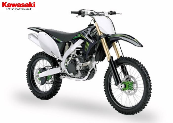 Kawasaki KX450F