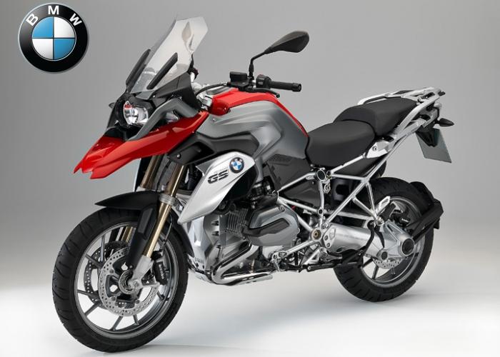 BMW R-1200 GS 2013