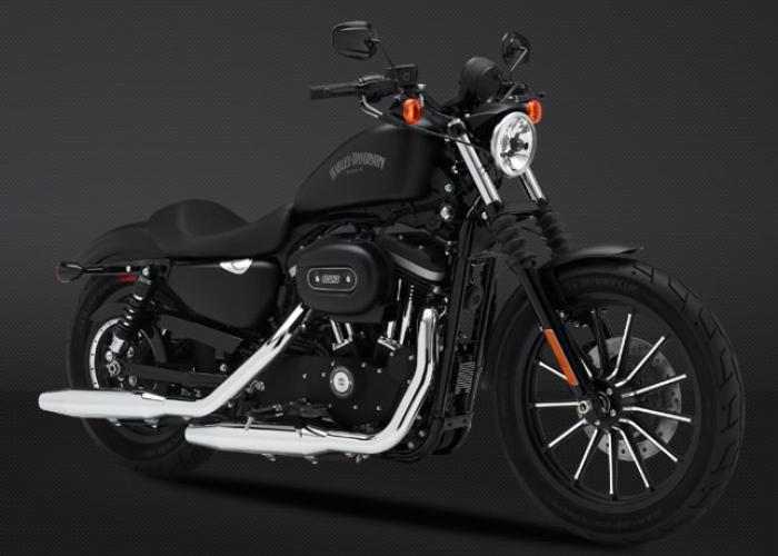 Harley-Davidson slide #4