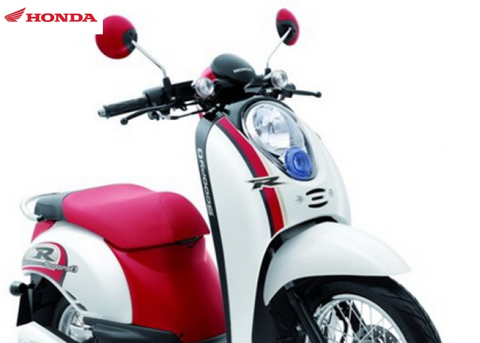 Honda Scoopy i Fun