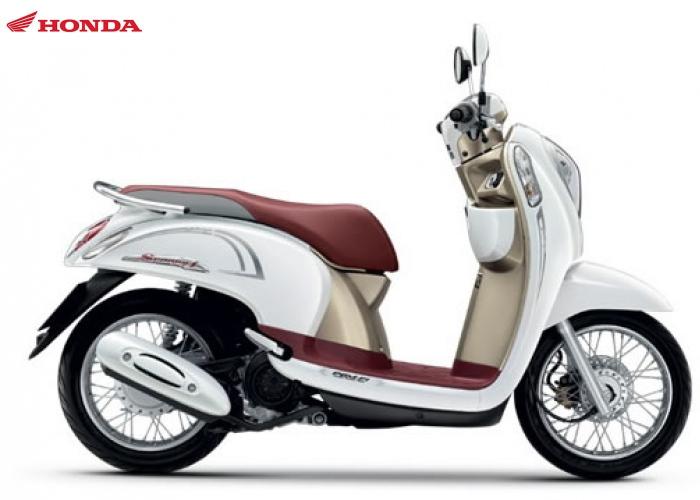 Honda Scoopy-i Thailand 2016