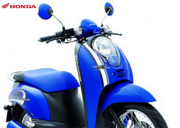 Honda slide #6