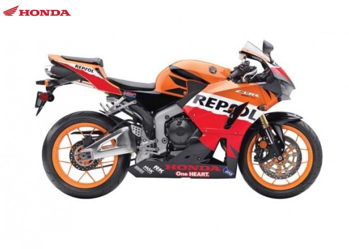 Honda CBR600 RR 2013
