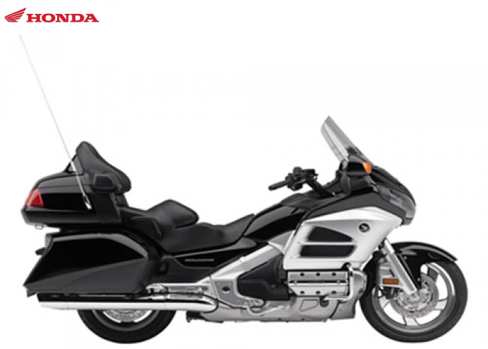 Honda Gold Wing 2012 New Styling GL1800