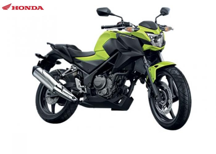 Honda CB 300F Thailand 2016