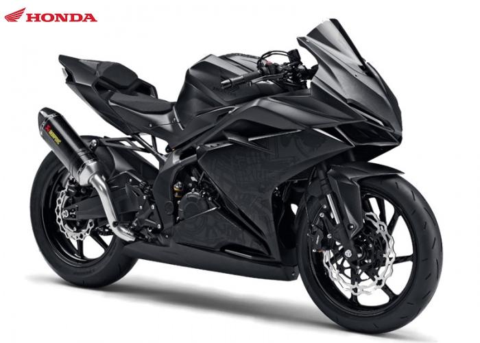 Honda CBR 250RR 2016