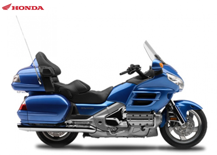 Honda Gl1800 Gold Wing Abs Probike Motor Indonesia