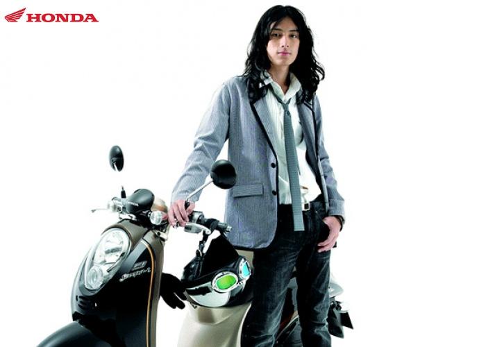 Honda slide #5