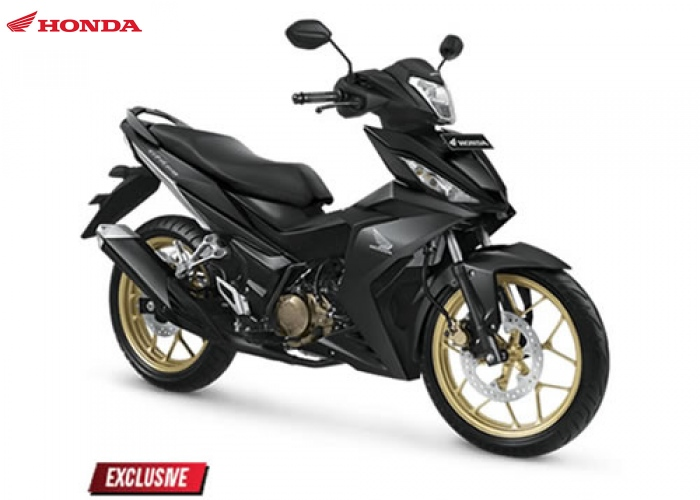 Honda 2017 All New Varian Supra GTR150