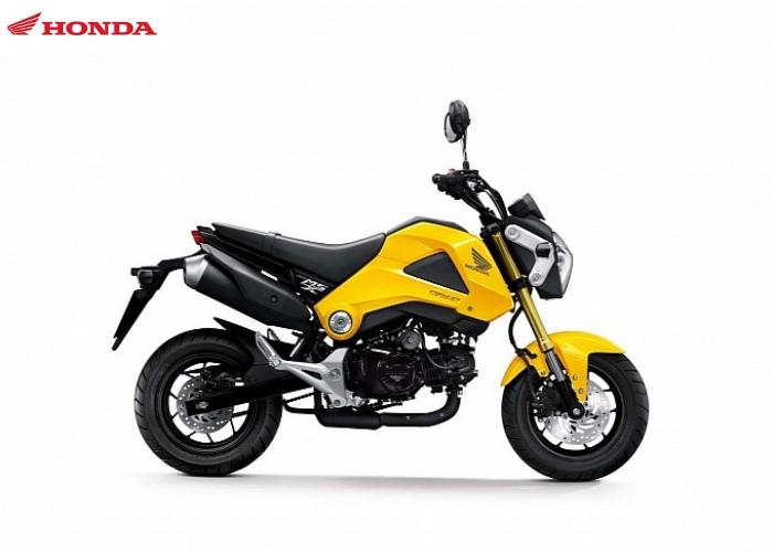 Honda MSX 125 2013