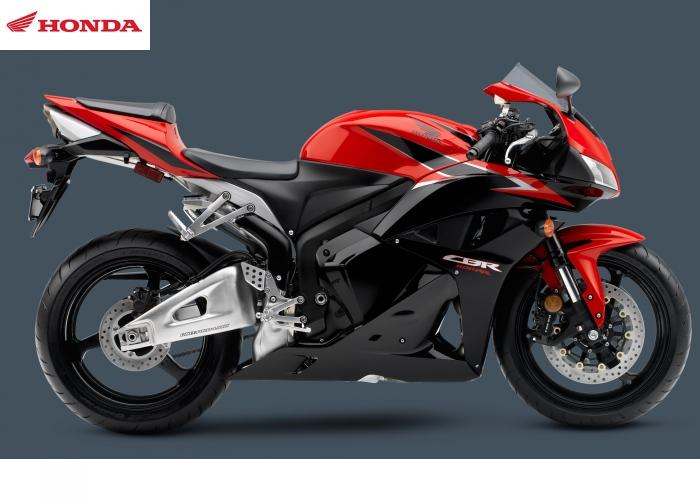 Honda 2011 CBR600RR US