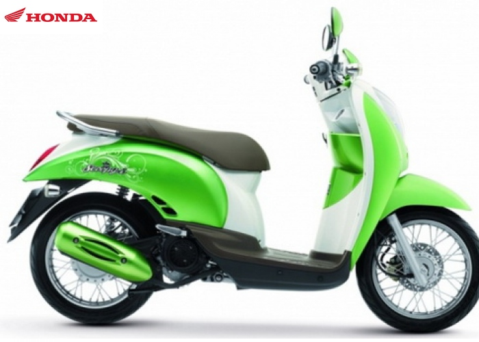 Honda Scoopy i Cute