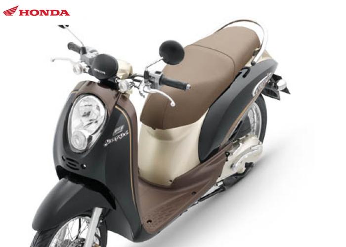 Honda Scoopy i Prestige