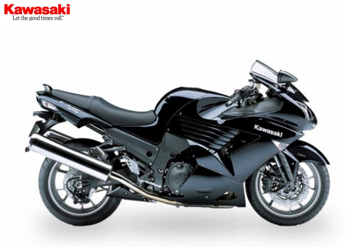 Kawasaki ZZR1400/ABS