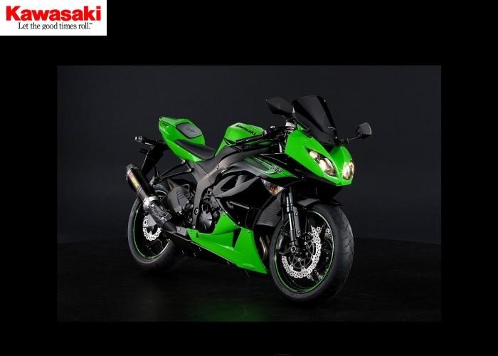 Kawasaki 2011 ZX-6R Performance Eur