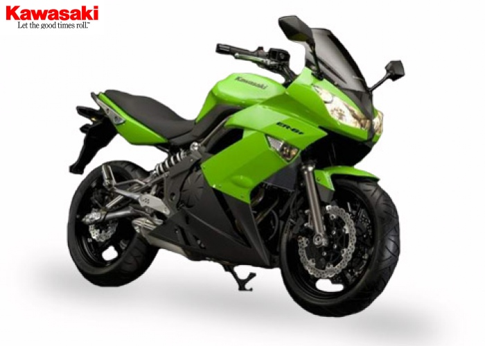 Kawasaki ER-6f/ABS