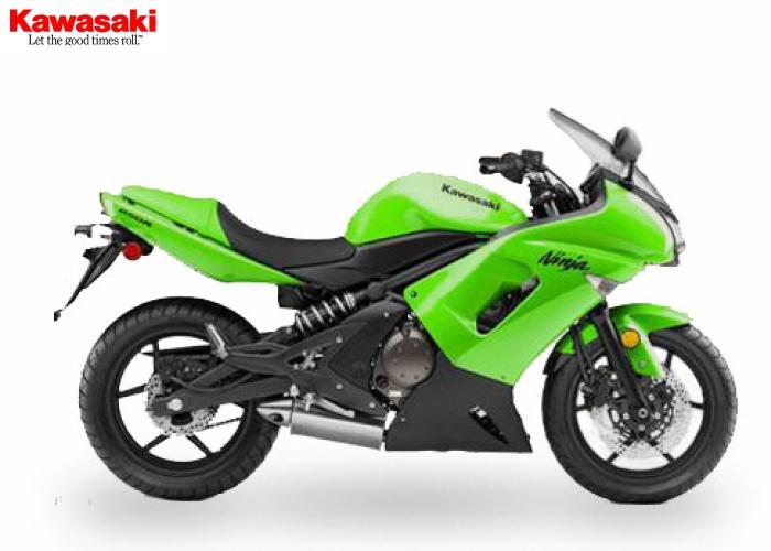 Kawasaki slide #2