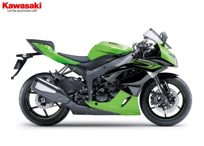 Kawasaki 2011 NINJA ZX-6R EUR