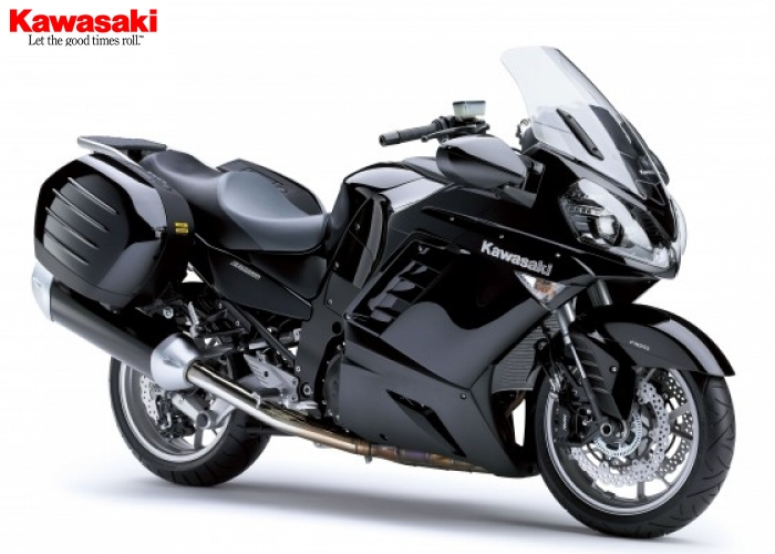 Kawasaki 1400GTR/ABS