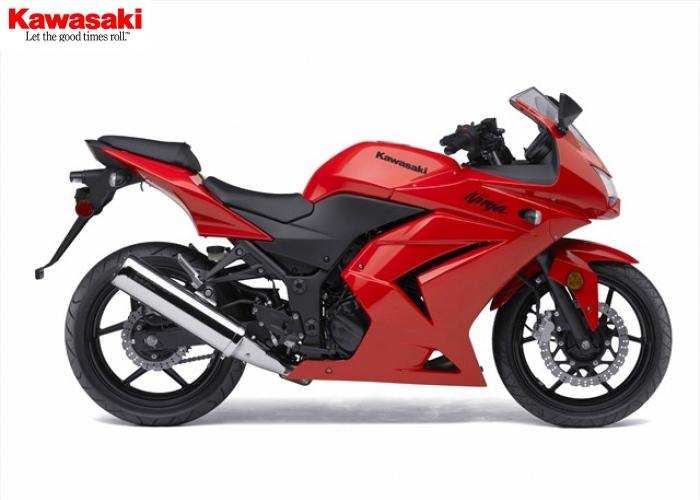 Kawasaki slide #5