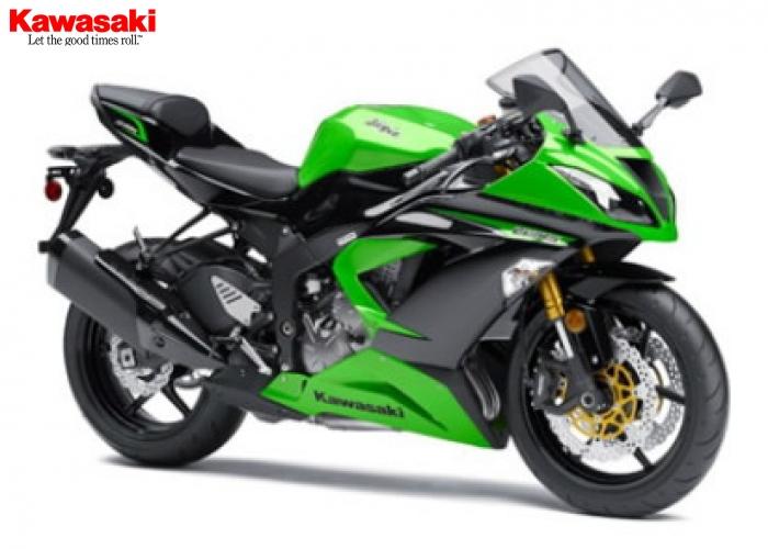 Kawasaki 2013 Ninja ZX 6R