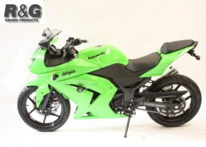 R&G Racing Crash Protectors - Aero Style