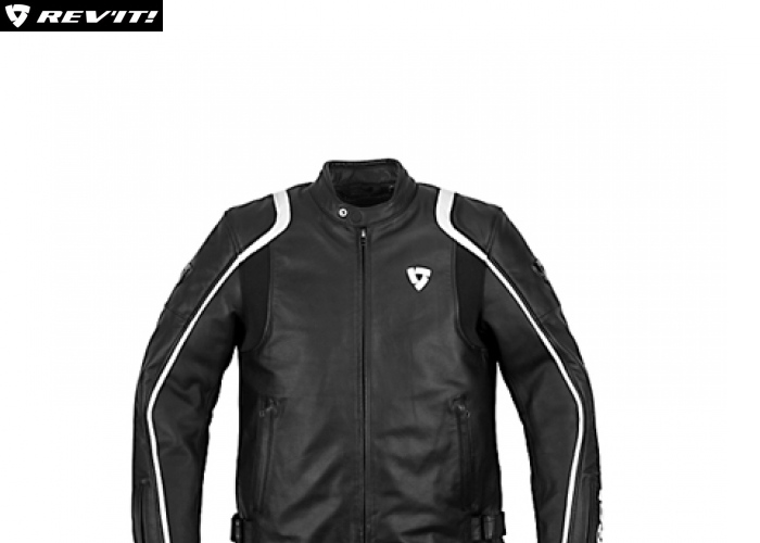 Revit Leather Jacket Zodiac