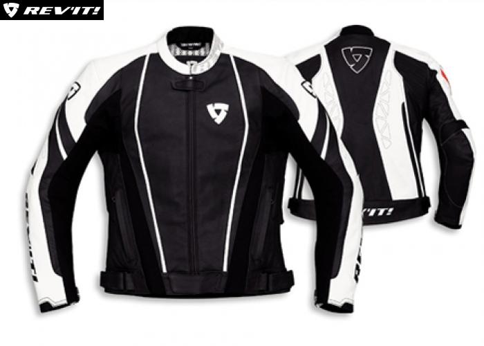 Revit Leather Jacket Apollo