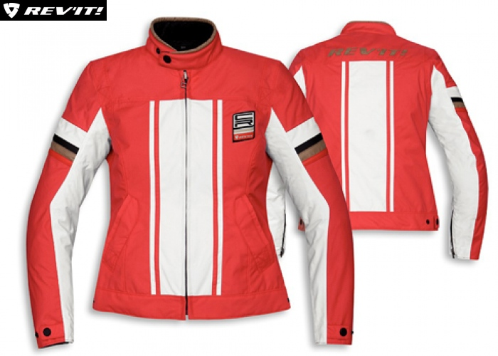 Revit Jacket CR Ladies