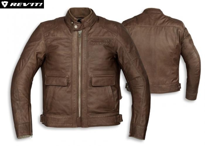 Revit Leather Jacket Rogue