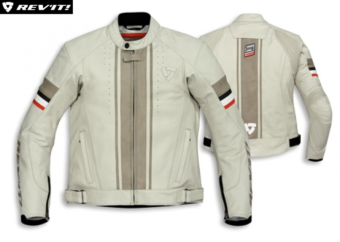 Revit Leather Jacket CR