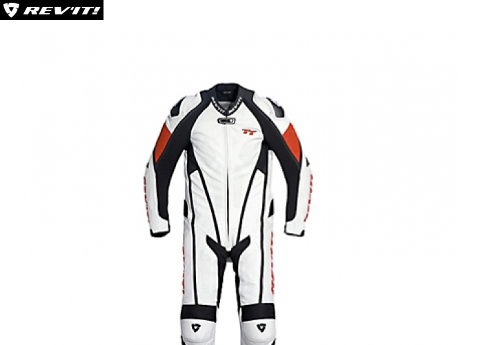 Revit Leather One Piece Suit TT