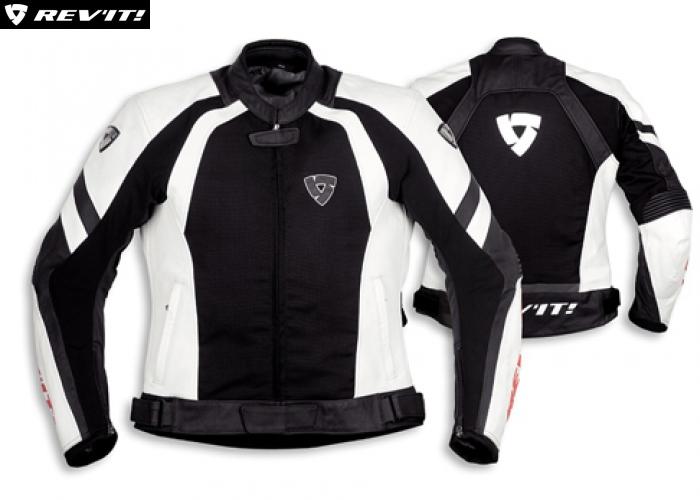 Revit Leather Jacket Phoenix