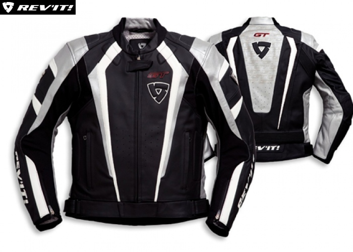 Revit Leather Jacket GT