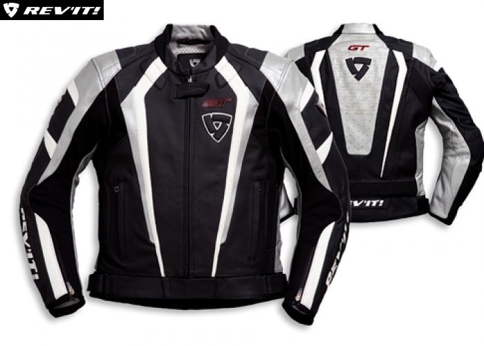 Revit Leather Jacket GT