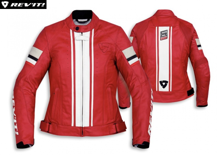 Revit Leather Jacket CR Ladies