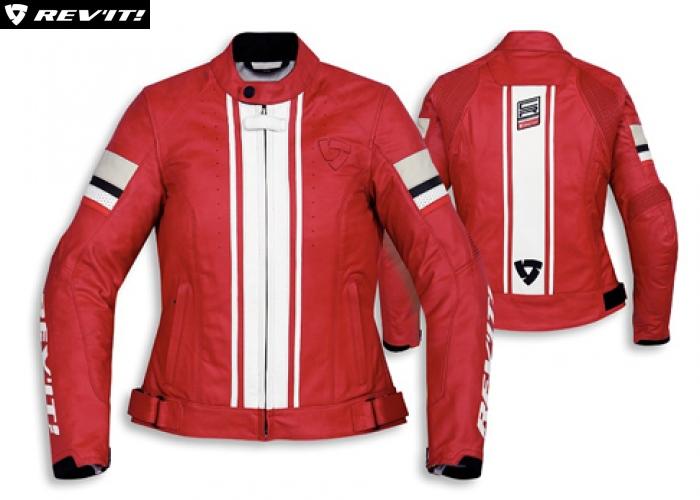 Revit Leather Jacket CR Ladies