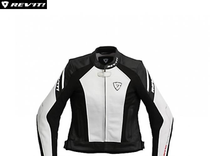 Revit Leather Jacket Silica