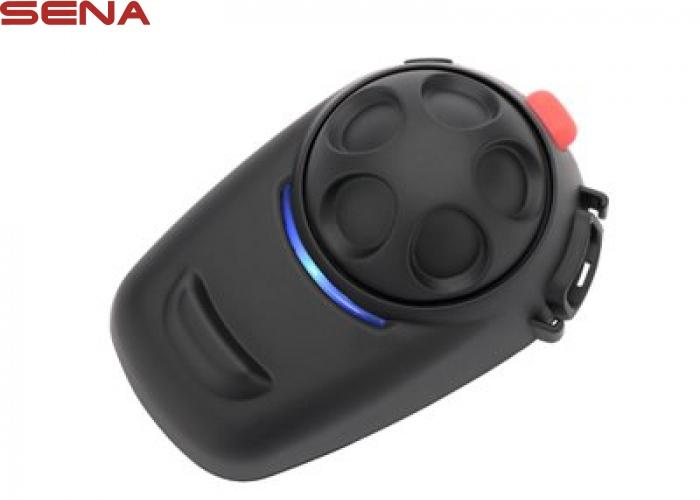 Sena SMH5 Low-Profile Motorcycles Bluetooth Headset & Intercom