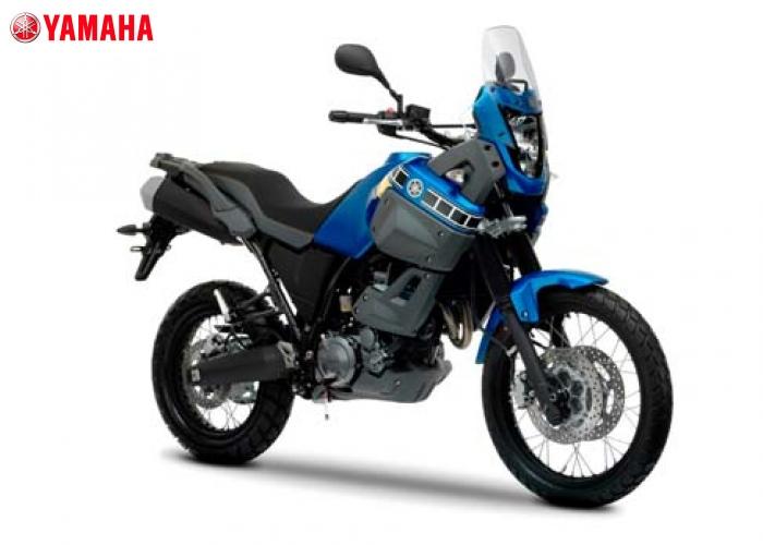 Yamaha XT660Z/Tenere