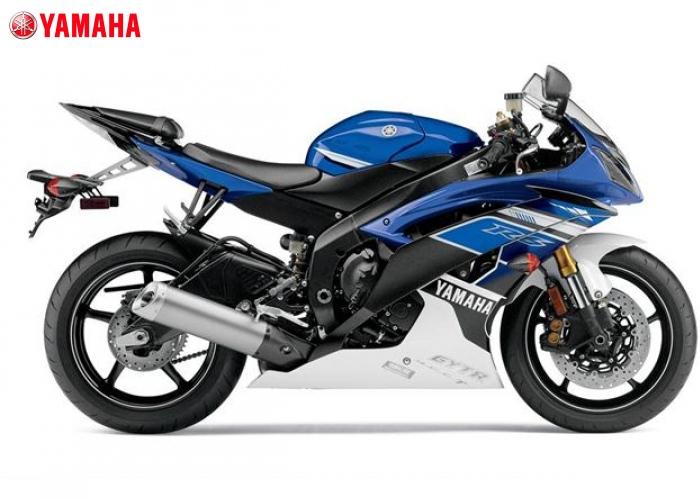Yamaha 2013 YZX-R6