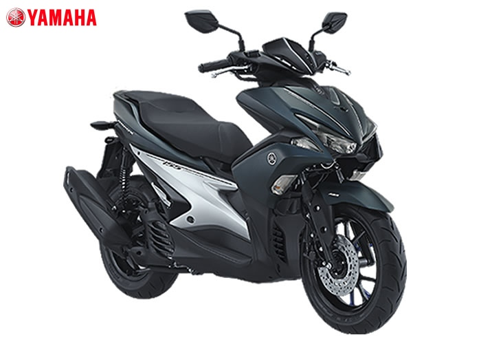 Yamaha Aerox 155 VVA S-Version