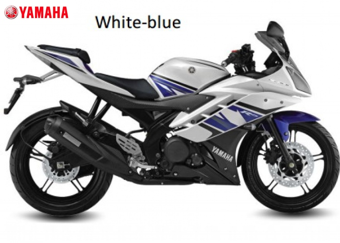 Yamaha YZF-R15 version 2.0 from India