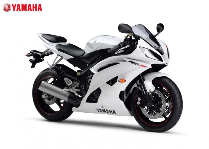 Yamaha 2011 YZF-R6-EUR