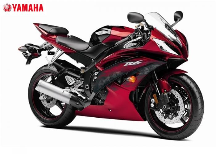 Yamaha 2011 YZF-R6 US