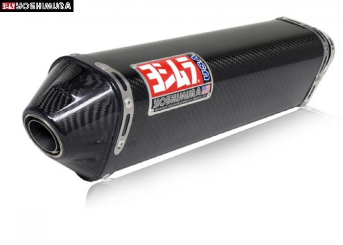 Yoshimura TRC Stainless / Carbon Full System (for Kawasaki Ninja 250R)