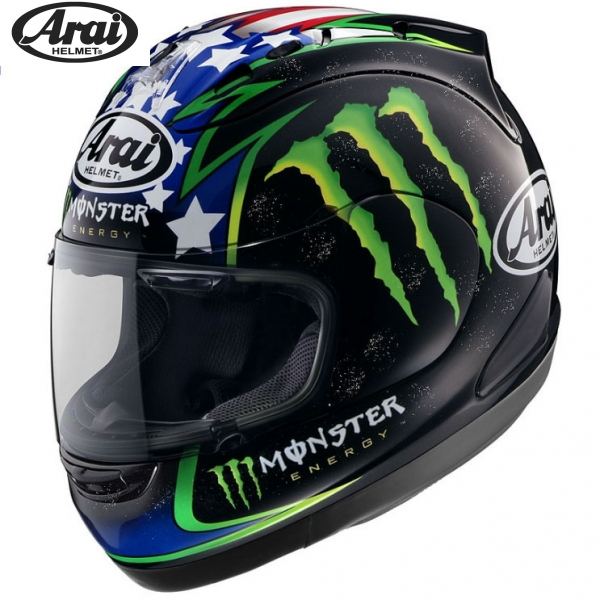 Arai Hopkins front RX7   RR5