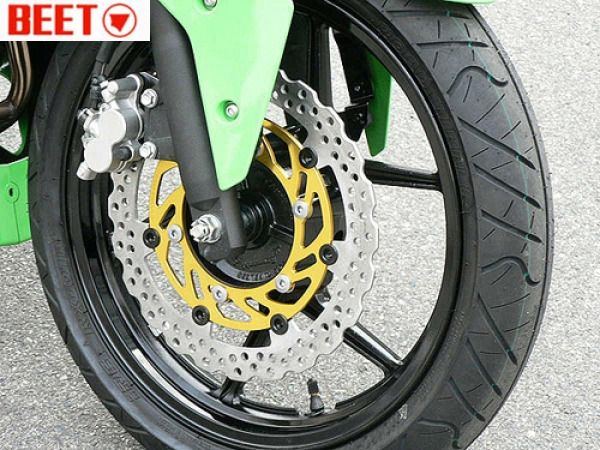 BEET Big Brake Rotor Front STD Kit
