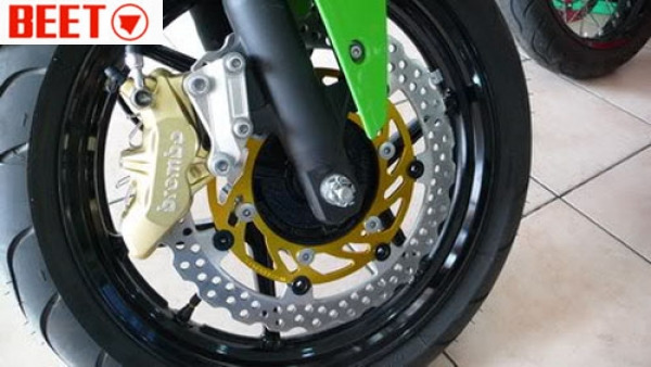 BEET Big Brake Rotor Front Brembo Kit