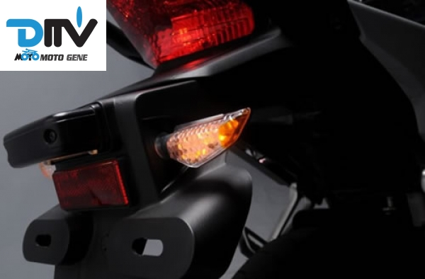 CBR 250 2011 12 rear led signal light